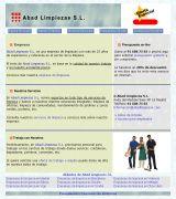 www.abadlimpiezas.com - Empresa de servicios de limpieza