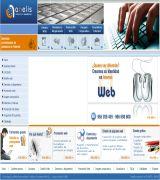 www.anelis.com - Diseño programación y posicionamiento de páginas web para empresas y entidades