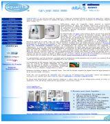 www.aqualita-sevilla.com - Servicio para las empresas y negocios mediante purify la fuente de agua fría caliente y natural que permite mejorar la calidad del agua corriente de