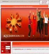 www.aquiservicios.com - Mercado online para comprar y vender servicios de forma fácil y segura