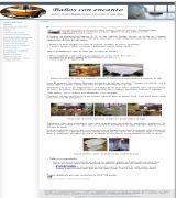 www.banosconencanto.com - Bañeras de hierro fundido con patas pedestal de faldón de cobre y de madera lavabos inodoros bidets accesorios y piezas para el equipamiento de baño c