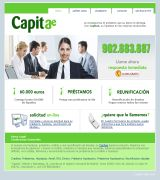 www.capitae.com - Capitae su hipoteca en las mejores condiciones le conseguimos el préstamo que su banco le deniega con capitae su hipoteca en las mejores condiciones p
