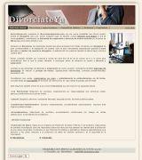 www.divorcioyseparacion.com - Separaciones y divorcios de mutuo acuerdo por 480 euros todo incluído trabajamos por toda españa profesionalidad y rapidez