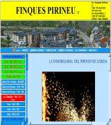 www.finquesdesort.com - Agencia inmobiliaria dedicada a la compra venta de apartamentos y casas en el pirineo catalán