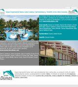 www.grupodunas.com - Grupo empresarial ubicado en las islas canarias dedicado al turismo construcción y promoción