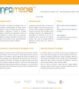 www.info-media.es - Agencia de marketing online campañas de posicionamiento natural seo enlaces patrocinados sem estrategias de publicidad en internet gestión de medios