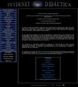 www.internet-didactica.es - Web didáctica de internet artículos especiales historia de internet recursos y complementos para el usuario de la red