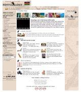 www.kenyalogy.com - Guía de viajes y safaris a kenya en línea y pdf informaciones sobre el país mapas parques fauna galerías de imágenes foro cuentos de safaris libros y