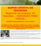 www.lanaranjadeltioernesto.com - Naranjas naturales recién recolectadas y puestas en su mesa en 24 horas