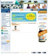 www.natureway.com - Tienda online de productos de belleza pastillas para adelgazar vitaminas y suplementos productos aloe vera nutrición deportistas culturismo multivita