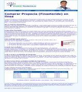 www.propecia-finasteride.es - Comprar propecia conocido genérico finasteride a descuento en línea simplemente tiene sentido al precio más bajo y envio gratis toda españa