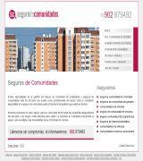 www.segurodecomunidades.es - Especialistas en seguros de comunidades