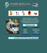 www.transpaneuropa.com - Transpaneuropa sl es una empresa especializada en transportes urgentes y grupage convencional disponiendo de servicios de camion completo carga fracci