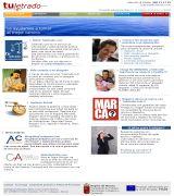 www.tuletrado.com - Bufete de abogados multidisciplinar en cartagena y murcia con servicio de asistencia legal online con especialización en cuestiones jurídicas sobre de