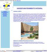 vianser.galeon.com - Vianser pone a disposición de las comunidades de vecinos y administradores de fincas de madrid los servicios de conserjería control de accesos limpiez