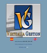 www.virtualiagestion.com - La evolución de las gestorías en españa la única que ofrece servicios integrales fiscal contable laboral jurídico para su empresa a través de internet