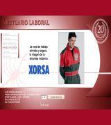 www.xorsa.com - La ropa de trabajo cómoda y segura la imagen de la empresa moderna